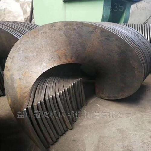 龙门铣螺旋排屑机厂家