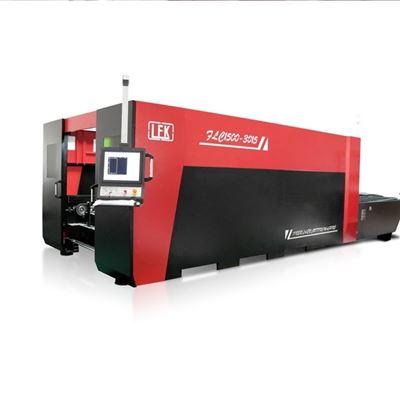 FLC1500-30151.5KW梁发记激光机不锈钢板光纤激光切割机