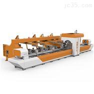 自动上料管材切割机