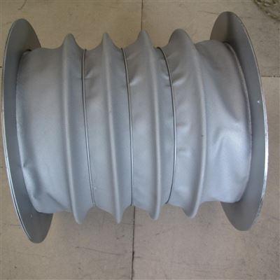 厂家定制上海耐高温圆形帆布排烟风筒规格