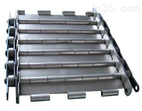 四川1cr13排屑链板  定做节距31.75/50.8机床排屑机链板产品图片