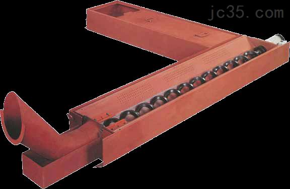 LXP型螺旋式排屑器产品图片