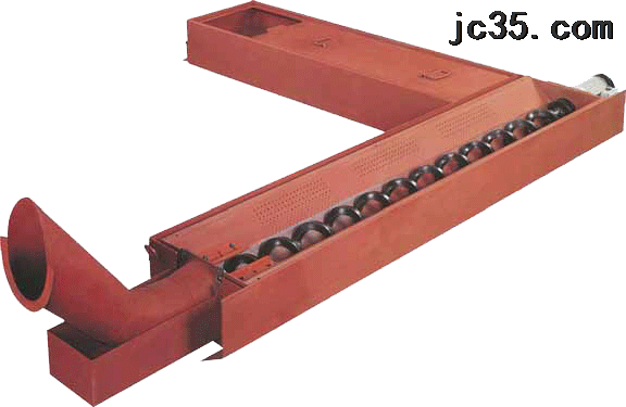 定做螺旋式排屑机 螺旋除屑输送机产品图片