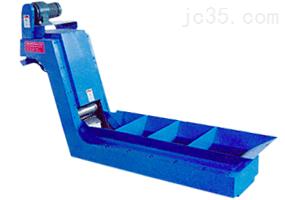 小巨人提升式机床刮板式排屑机产品图片