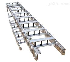 定做桥式穿线钢铝拖链