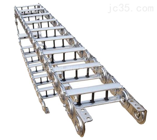 工程钢制拖链批发