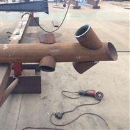KR-XY5数控相贯线切割机 平面管桁架切割