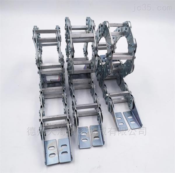 桥式穿线钢制拖链直销厂家
