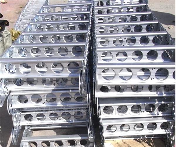 机床桥式钢制拖链生产加工