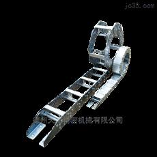 定做机床桥式钢制拖链生产