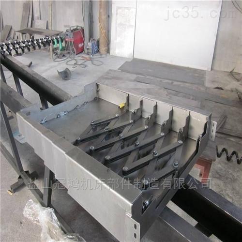 立车横梁钢板防护罩厂家