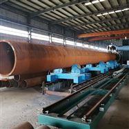 KR-XGT-1200风电工程大管径相贯线切割机 金属不锈钢管