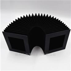 定做机床风琴式防护罩生产加工