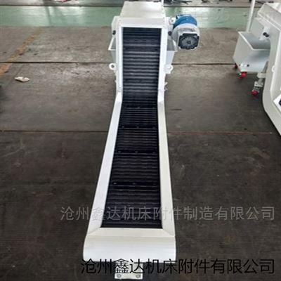 定制生产机床链板输送机 集中链板排屑机