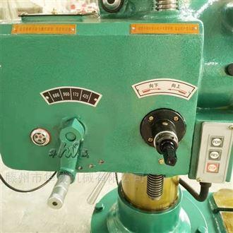 手动升降加调节螺栓摇臂钻床发货