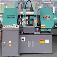 液压双柱龙门式GB4228金属带锯床 广速厂家