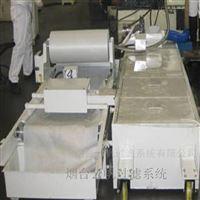 分体式机床水箱与纸带过滤机组合