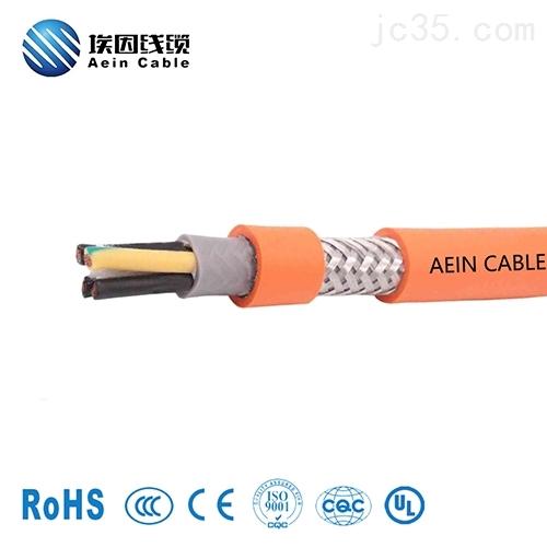 LAPP替代线耐低温柔性PUR电缆