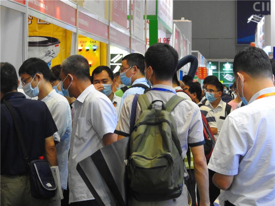 照片記錄上海工博會精彩瞬間