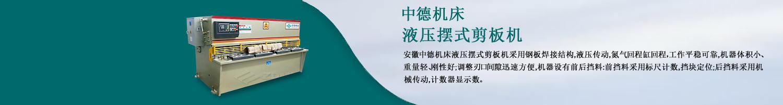 安徽中德機床股份有限公司