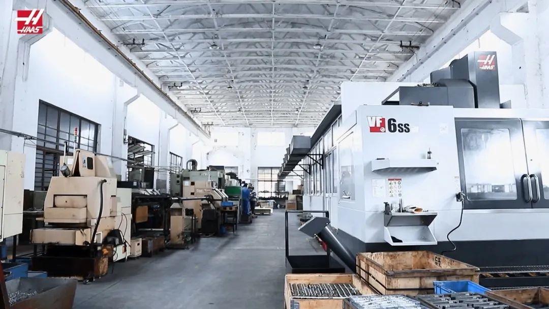 哈斯客户故事:不断拓展的产品种类,机加设备如何满足?