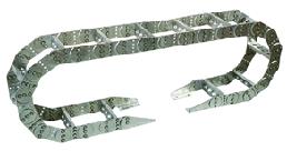 TL125穿线拖链生产厂家产品图