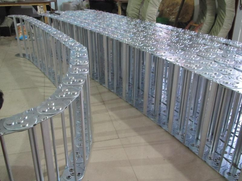 临海高速弯曲塑料拖链、钢铝拖链厂家企业理念